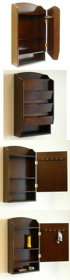 Magazine Racks 38223: Proman Wooden Door Entry Organizer  U003e BUY IT NOW ONLY: