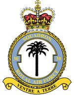 No. 30 Squadron Badge