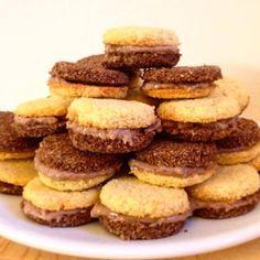 "Éhezésmentes karcsúság Szafival - Paleo ""pilóta"" keksz Paleo Dessert, Fitt, Snacks, Cookies, Diets, Crack Crackers, Appetizers, Biscuits, Cookie Recipes"