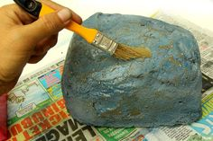 How to Make Fake Rocks with Concrete (with Pictures) - wikiHow