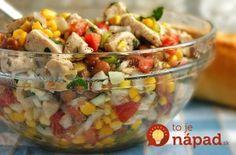nice Top Recipes on Social Media for - Daily Recipe Roundup Top Salad Recipe, Salad Recipes, Snack Recipes, Cooking Recipes, Healthy Recipes, Slovak Recipes, Russian Recipes, Meat Cooking Times, Cooking Lamb