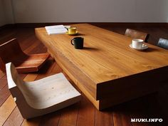 Japanese Table Chairs For The Home Pinterest Japanese - low dining table