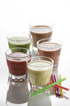 Interested in Cleansing? Smoothie Recipes for Detox and Cleanse