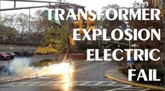 Top 10 Transformer Explosion Compilation - Electric Fail | By Crash Videos