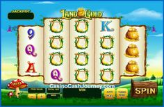 Land of Gold is a 5-reel video slot from Playtech that offers 576 ways to win. Make the most out of the high-pay stacked symbols for Stacks of Luck bonuses, win unlimited free spins with a multiplier, and jump high into the clouds to collect major wins or even the game's progressive jackpot. More this way...   http://www.casinocashjourney.com/blog/land-of-gold-slot-playtech/