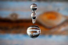 Amazing Water Drop Refraction Photos by Markus Reugel