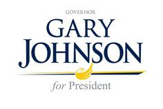 Libertarian Gary Johnson for President. 2016. Bill Weld. POTUS.