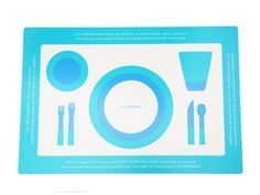 lovelymanners Placemats (Set of 6)- great idea for teaching kids what most adults never bothered to learn!
