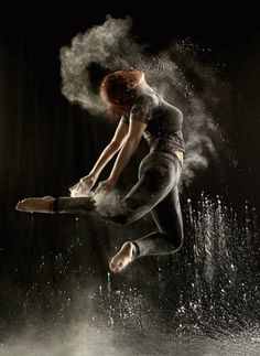 Stunning Dance Photos Inspired By Adele's 'Rolling In The Deep'