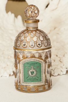 Vintage Guerlain Golden Bee Bottle - Imperiale