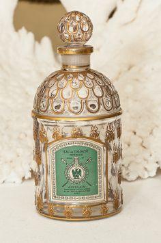 Vintage Guerlain Golden Bee Bottle - Imperiale
