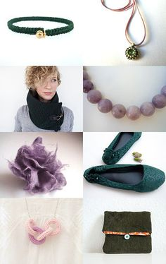 --Pinned with TreasuryPin.com Lilac, Purple, Greek, Artists, Handmade, Etsy, Accessories, Hand Made, Lilac Bushes
