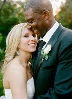 MELANIE: Black & white couples