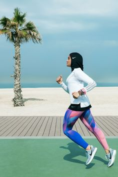 Yes, the Nike Pro Hijab Has Landed