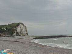La Normandie ... VEULETTES sur MER, Pays de Caux (Seine maritime)