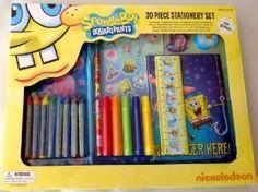 Spongebob Squarepants 30 Piece Stationery Set by Made in China, http://www.amazon.ca/dp/B00BSG1K5Y/ref=cm_sw_r_pi_dp_nWdjsb095ZDW4