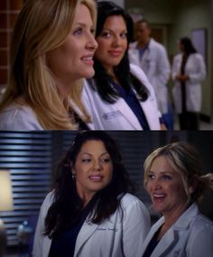 3 seasons later and callie still looks at arizona like she's her world