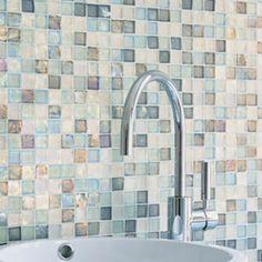 Fired Earth mosaic tile