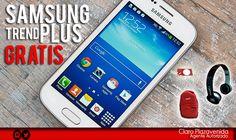 Llévate un Samsung Trend Plus con un plan de 180min+1000msjs+3mbps por tan solo ¢19,600°° ----------------------------------------------------------------------------------- No olvides reclamar tus regalías, síguenos en Twitter @AgenteCr