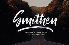 Smithen Font Duo by Youngtype on @creativemarket