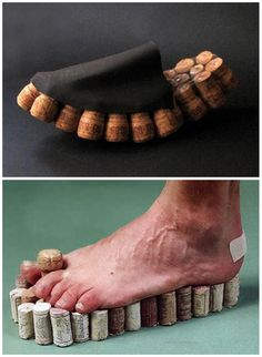 These gimmicks of a cork shoe plays on people's fears and perception of what eco friendly will look like, which is generally thought to be ugly and primitive.