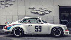 Bruno's Porsche 911 RSR