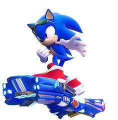 Sonic Riders by Fentonxd on DeviantArt Sonic The Hedgehog, Hedgehog Movie, Shadow The Hedgehog, Sonic Dash, Sonic And Amy, Sonic And Shadow, Sonic Free Riders, Sonic Videos, Sonic Underground