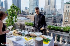 Catering event in Midtown NY