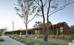 Centro Comunitario Fitzgibbon  / Richard Kirk Architect
