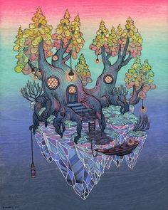 nimasprout - Art by Nicole Gustafsson: Available Prints