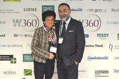 Francisco Bonatti Fundador de Bonatti Penal & Compliance con Pilar Gómez-Acebo