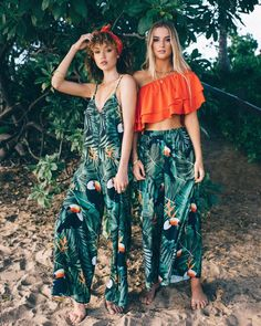 45 Stylish Fashion Beach Outfit Ideas - Party Dresses and Party Outfits Luau Outfits, Party Outfits For Women, Beach Party Outfits, Themed Outfits, Boho Outfits, Clubbing Outfits, Sport Outfits, Fashion Show Themes, Party Dresses