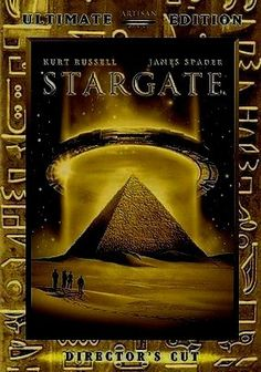 Stargate (1994) Dr. Daniel Jackson (James Spader), a scholar of ancient hieroglyphics, signs on to help the Air Force (led by Kurt Russell) unlock the mystery of a stone archway that's really a portal to another universe. There, they encounter a culture of friendly primitives and some not-so-nice dog-headed beasties armed with lasers. The Ultimate Edition of this visually creative space adventure offers a remastered director's cut, audio commentary and a featurette.