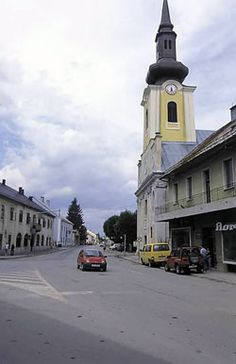Gospic, Croatia (my great grandparents came to America from this area)