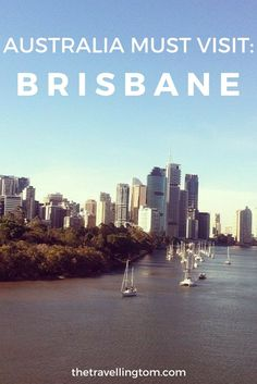 Visiting Brisbane is an absolute must on any Australian itinerary! There's so many things to do here and places to visit in Brisbane, that you'll have a great time! Be sure to travel to Brisbane while in Australia!  visit Brisbane | Brisbane travel | Brisbane travel tips | where to stay in Brisbane | what to do in Brisbane | Brisbane, Queensland | how to get to Brisbane #brisbane #australia