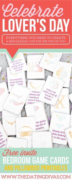 Celebrate Lover's Day Printables