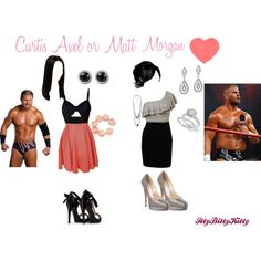 """Curtis Axel or Matt Morgan?"" by ittybittykittyy on Polyvore"