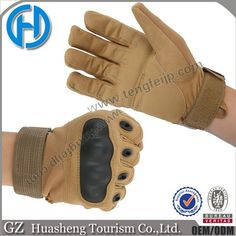 Full-finger Military Army Gloves Tactical Fighting Combat Armor Gloves #airsoft_gloves, #Products