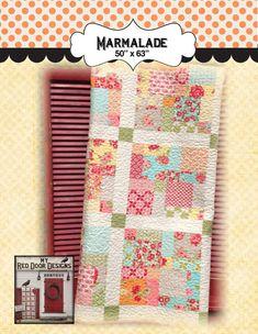Marmalade pdf quilt pattern