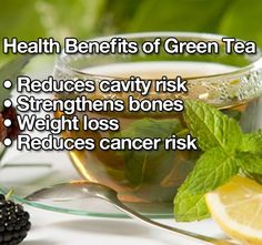Health Benefits Of Green Tea - , | alouao.com