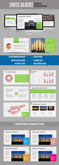 Powerpoint - template