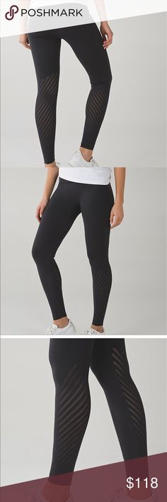 Lululemon Enlighten tight New with tag! Come with bag and a small wallet! Sold out on lululemon. Size: M fit 6-8 lululemon athletica Pants Leggings
