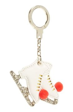 kate spade new york ice skate bag charm available at #Nordstrom