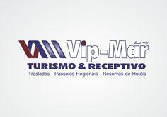 VipMar Turismo   Desenvolve Design
