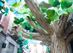 Festival Gracia in Barcelona #mustlovefestivals