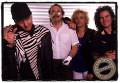 Cheap Trick with Jon Brant (played bass with Cheap Trick from 1981-1987)