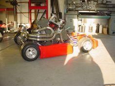Ducati 748 engine 748 Shifter Cart
