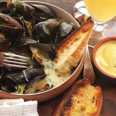Belgian Moules Marinières (Sailor-Style Mussels) | All About Cuisines