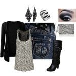 Summer Time - Polyvore