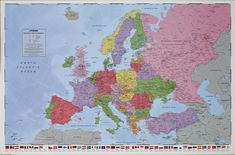 Diagram, Map, World, Politics, Nature, Location Map, Maps, The World